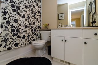 "Photo 18: 3 20589 66 Avenue in Langley: Willoughby Heights Townhouse for sale in ""Bristol Wynde"" : MLS®# F1414889"