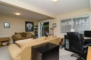 "Photo 22: 3 20589 66 Avenue in Langley: Willoughby Heights Townhouse for sale in ""Bristol Wynde"" : MLS®# F1414889"