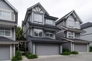 "Photo 1: 3 20589 66 Avenue in Langley: Willoughby Heights Townhouse for sale in ""Bristol Wynde"" : MLS®# F1414889"