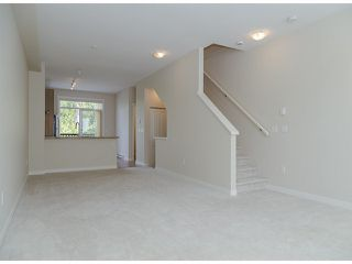 """Photo 6: 3 14838 61ST Avenue in Surrey: Sullivan Station Townhouse for sale in """"SEQUOIA"""" : MLS®# F1415294"""