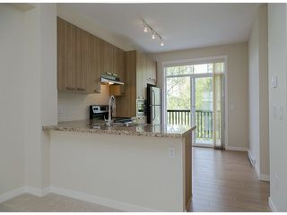 "Photo 4: 3 14838 61ST Avenue in Surrey: Sullivan Station Townhouse for sale in ""SEQUOIA"" : MLS®# F1415294"
