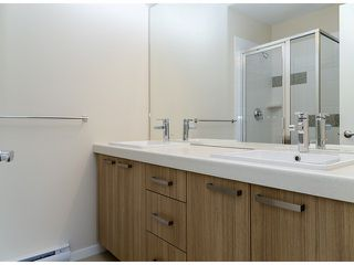 """Photo 10: 3 14838 61ST Avenue in Surrey: Sullivan Station Townhouse for sale in """"SEQUOIA"""" : MLS®# F1415294"""
