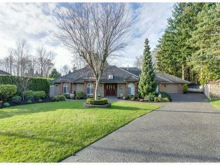"Photo 2: 13059 21A Avenue in Surrey: Elgin Chantrell House for sale in ""HUNTINGTON PARK"" (South Surrey White Rock)  : MLS®# F1430270"