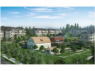 "Photo 1: 211 16390 64TH Avenue in Surrey: Cloverdale BC Condo for sale in ""The Ridge At Bose Farms"" (Cloverdale)  : MLS®# F1431232"