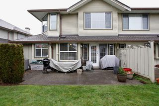 "Photo 37: 34 15860 82ND Avenue in Surrey: Fleetwood Tynehead Townhouse for sale in ""Oak Tree"" : MLS®# F1435529"