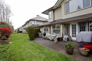 "Photo 38: 34 15860 82ND Avenue in Surrey: Fleetwood Tynehead Townhouse for sale in ""Oak Tree"" : MLS®# F1435529"