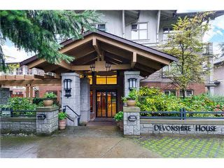 """Photo 1: 208 2083 W 33RD Avenue in Vancouver: Quilchena Condo for sale in """"Devonshire House"""" (Vancouver West)  : MLS®# V1116433"""