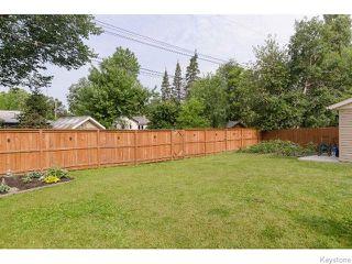 Photo 14: 308 Cathcart Street in WINNIPEG: Charleswood Residential for sale (South Winnipeg)  : MLS®# 1519545