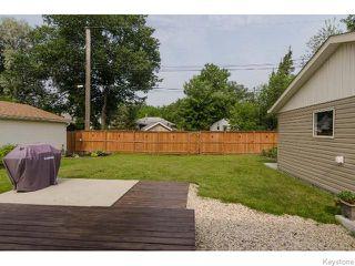 Photo 17: 308 Cathcart Street in WINNIPEG: Charleswood Residential for sale (South Winnipeg)  : MLS®# 1519545