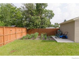Photo 20: 308 Cathcart Street in WINNIPEG: Charleswood Residential for sale (South Winnipeg)  : MLS®# 1519545
