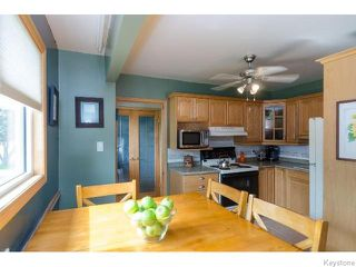 Photo 3: 308 Cathcart Street in WINNIPEG: Charleswood Residential for sale (South Winnipeg)  : MLS®# 1519545