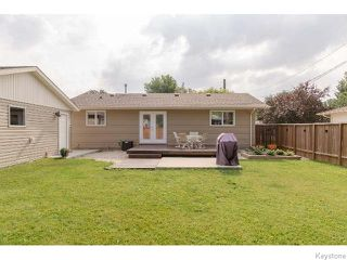 Photo 19: 308 Cathcart Street in WINNIPEG: Charleswood Residential for sale (South Winnipeg)  : MLS®# 1519545