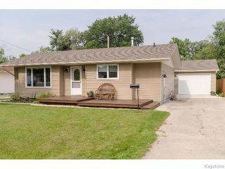Photo 1: 308 Cathcart Street in WINNIPEG: Charleswood Residential for sale (South Winnipeg)  : MLS®# 1519545