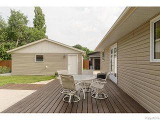Photo 16: 308 Cathcart Street in WINNIPEG: Charleswood Residential for sale (South Winnipeg)  : MLS®# 1519545