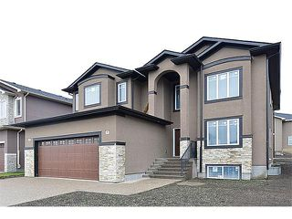 Photo 1: 116 KINNIBURGH Circle: Chestermere House for sale : MLS®# C4038906