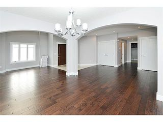 Photo 5: 116 KINNIBURGH Circle: Chestermere House for sale : MLS®# C4038906