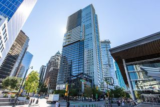 Photo 1: 4305 1011 W CORDOVA Street in Vancouver: Coal Harbour Condo for sale (Vancouver West)  : MLS®# R2022678