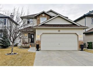Main Photo: 140 FAIRWAYS Drive NW: Airdrie House for sale : MLS®# C4052761