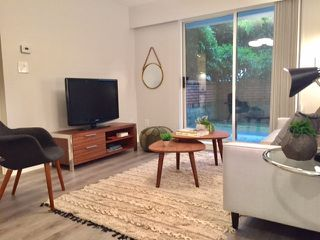"""Photo 10: 107 215 N TEMPLETON Drive in Vancouver: Hastings Condo for sale in """"PORTO VISTA"""" (Vancouver East)  : MLS®# R2120278"""