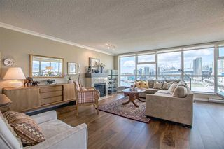 "Photo 1: 1206 125 MILROSS Avenue in Vancouver: Mount Pleasant VE Condo for sale in ""CREEKSIDE"" (Vancouver East)  : MLS®# R2159245"