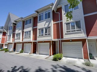 """Main Photo: 21 9308 KEEFER Avenue in Richmond: McLennan North Townhouse for sale in """"VANDA"""" : MLS®# R2171927"""