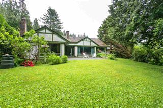 Main Photo: 5733 CRANLEY Drive in West Vancouver: Eagle Harbour House for sale : MLS®# R2173714