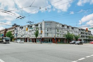 "Photo 1: 205 2891 E HASTINGS Street in Vancouver: Hastings East Condo for sale in ""PARK RENFREW"" (Vancouver East)  : MLS®# R2184004"
