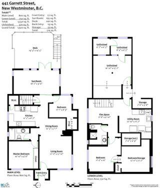 Photo 11: 442 GARRETT Street in New Westminster: Sapperton House for sale : MLS®# R2191656