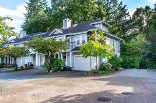 "Photo 1: 40 9036 208 Street in Langley: Walnut Grove Townhouse for sale in ""Hunter's Glen"" : MLS®# R2213866"