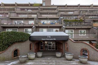 "Photo 16: 511 774 GREAT NORTHERN Way in Vancouver: Mount Pleasant VE Condo for sale in ""PACIFIC TERRACES"" (Vancouver East)  : MLS®# R2242318"