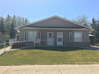 Photo 1: 5013A 50 Avenue: Clyde House Half Duplex for sale : MLS®# E4101831