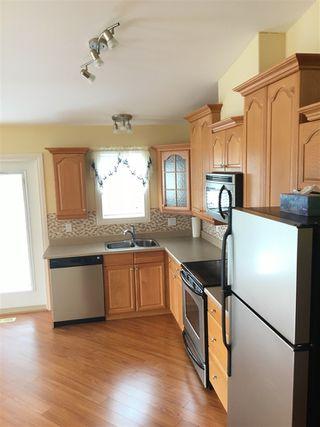 Photo 7: 5013A 50 Avenue: Clyde House Half Duplex for sale : MLS®# E4101831