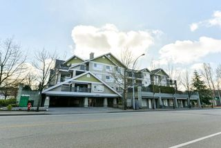 "Photo 1: 307 6336 197 Street in Langley: Willoughby Heights Condo for sale in ""Rockport"" : MLS®# R2252298"