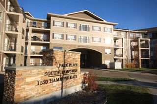 Main Photo: 230 1520 HAMMOND Gate in Edmonton: Zone 58 Condo for sale : MLS®# E4133711