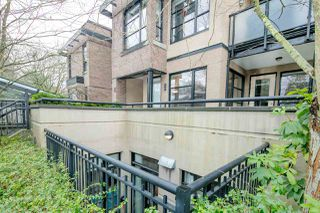 "Photo 19: 8 1863 WESBROOK Mall in Vancouver: University VW Townhouse for sale in ""ESSE"" (Vancouver West)  : MLS®# R2329957"