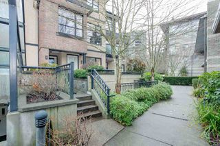 "Photo 3: 8 1863 WESBROOK Mall in Vancouver: University VW Townhouse for sale in ""ESSE"" (Vancouver West)  : MLS®# R2329957"