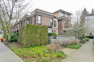 "Photo 1: 8 1863 WESBROOK Mall in Vancouver: University VW Townhouse for sale in ""ESSE"" (Vancouver West)  : MLS®# R2329957"