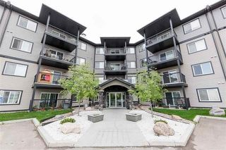 Main Photo: 311 5951 165 Avenue in Edmonton: Zone 03 Condo for sale : MLS®# E4139635