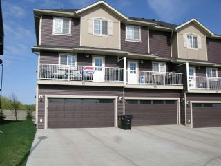 Main Photo: 64 20 AUGUSTINE Crescent: Sherwood Park Townhouse for sale : MLS®# E4142579