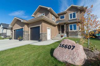 Photo 30: 16607 9 Street NE in Edmonton: Zone 51 House for sale : MLS®# E4143518