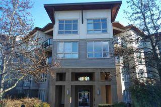 """Photo 1: 316 15918 26 Avenue in Surrey: Grandview Surrey Condo for sale in """"The Morgan"""" (South Surrey White Rock)  : MLS®# R2342641"""
