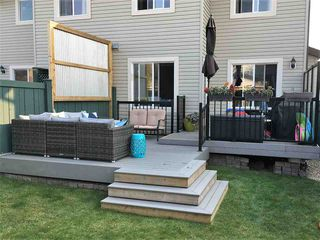 Photo 22: 1625 RUTHERFORD Road in Edmonton: Zone 55 House Half Duplex for sale : MLS®# E4145183