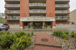 Photo 1: 203 10649 SASKATCHEWAN Drive in Edmonton: Zone 15 Condo for sale : MLS®# E4148607