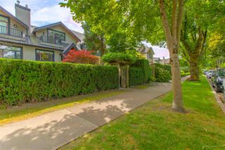 Main Photo: 1816 W 11TH Avenue in Vancouver: Kitsilano Townhouse for sale (Vancouver West)  : MLS®# R2356886