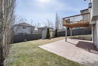 Photo 28: 35 OAKRIDGE Drive S: St. Albert House for sale : MLS®# E4151445