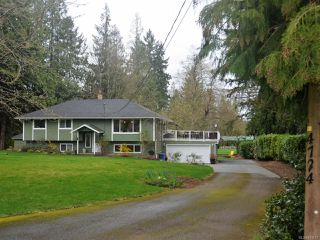 Main Photo: 4724 Fairbridge Dr in DUNCAN: Du Cowichan Station/Glenora House for sale (Duncan)  : MLS®# 811517
