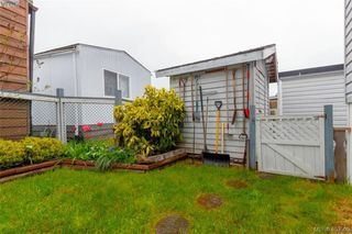 Photo 27: 145 7 Chief Robert Sam Lane in VICTORIA: VR Glentana Manu Double-Wide for sale (View Royal)  : MLS®# 408509