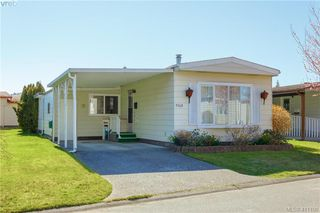 Main Photo: 9360 Trailcreek Drive in VICTORIA: Si Sidney South-West Manu Single-Wide for sale (Sidney)  : MLS®# 411100
