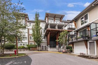 "Main Photo: 215 6688 120 Street in Surrey: West Newton Condo for sale in ""SALUS"" : MLS®# R2403196"