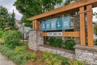 """Main Photo: 45 7179 201 Street in Langley: Willoughby Heights Townhouse for sale in """"Denim"""" : MLS®# R2420303"""